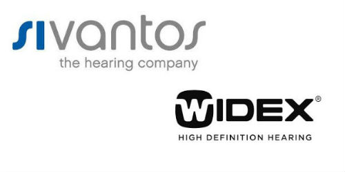 Sivantos and Widex