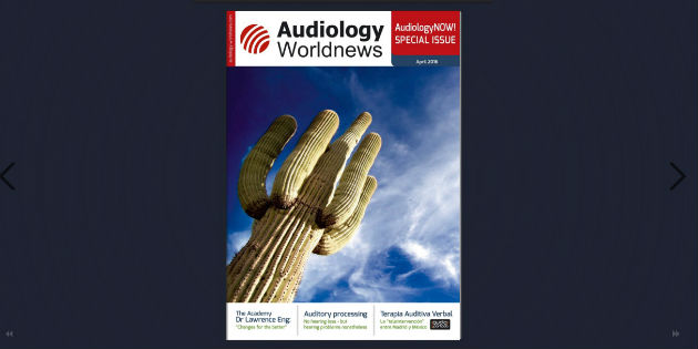 Audiology Worldnews AudiologyNOW!2016 Special Issue