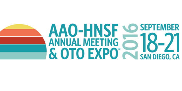 AAO-HNSF 2016 in San Diego
