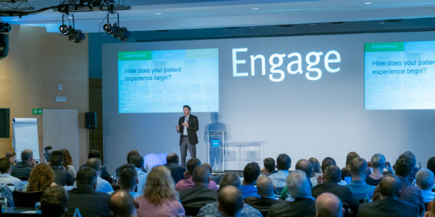 Unitron's Engage Event