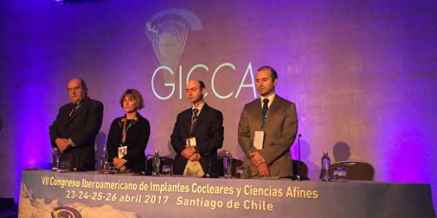 Opening table at GICCA 2017