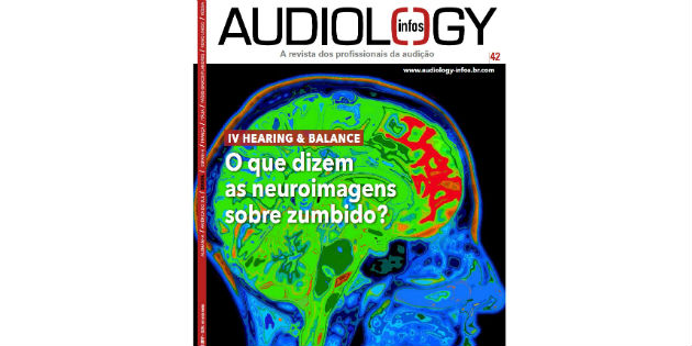 Cover of new Audiology Infos Brazil issue