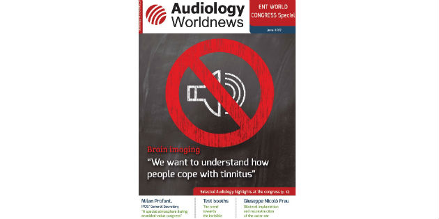 Cover of Audiology Worldnews ENT World Congress