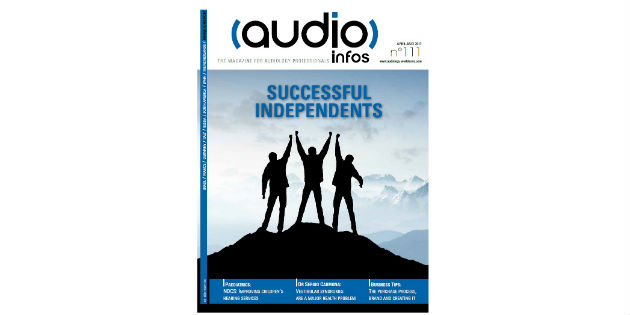 Cover of Audio Infos UK 111
