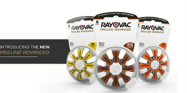 Rayovac Pro Line Advanced line