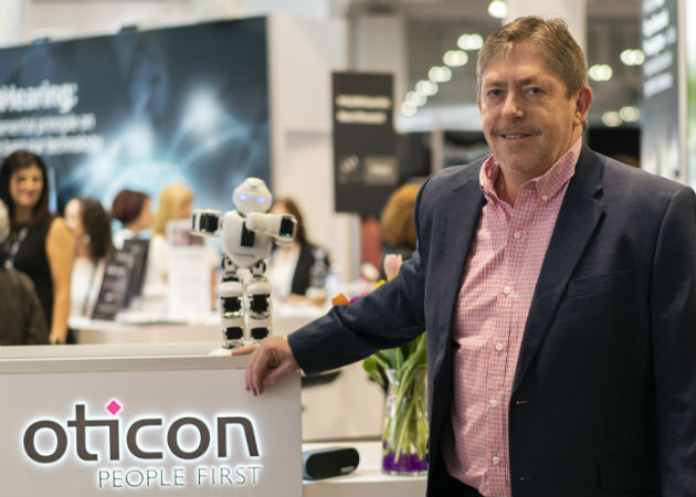 Oticon at the AAA18
