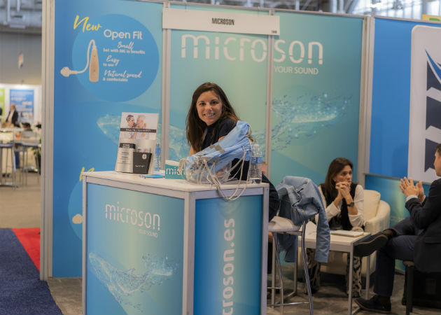 Microson at the AAA18