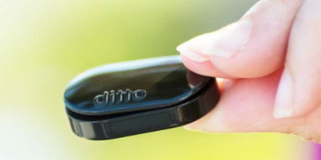 Ditto, wearable notifier, by Simple Matters