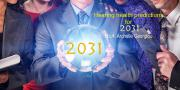 Predictions for 2031: Dr. Archelle Georgiou Hearing health empowered, and aids worn by normal hearing persons