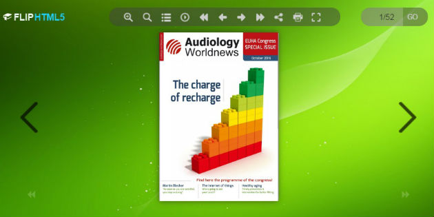 Audiology Worldnews EUHA Special Issue