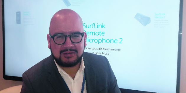 Joseph Garcia, Starkey Hearing Technologies
