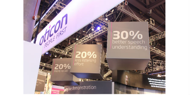 Oticon AudiologyNOW! congress