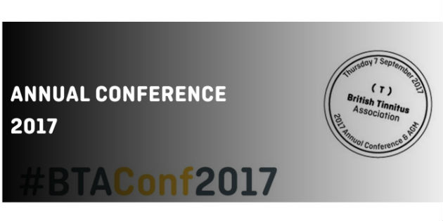 Website of BTA's 2017 conference