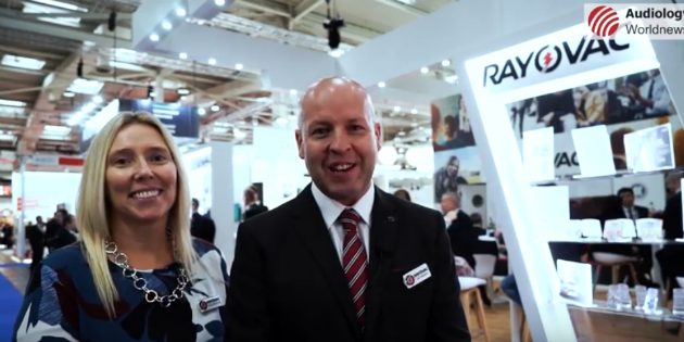Rayovac MicroPower at EUHA congress 2018