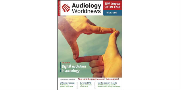 Audiology Worldnews EUHA 2018