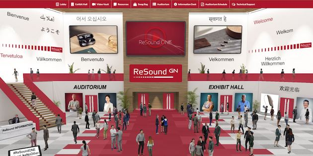 Success of online GN event underlines audiology's shift to virtual communication